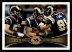 2012 Topps #238   -  James Laurinaitus / Chris Long / Chris Chamberlain St. Louis Rams Front Thumbnail