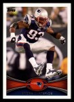 2012 Topps #244  Andre Carter  Front Thumbnail