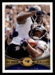2012 Topps #254   -  Ray Rice Baltimore Ravens Front Thumbnail