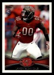 2012 Topps #257  Lavonte David  Front Thumbnail