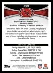2012 Topps #259   -  Todd Heap / Andre Roberts Arizona Cardinals Back Thumbnail
