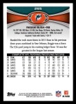 2012 Topps #265  Reggie Bush  Back Thumbnail