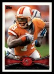 2012 Topps #301  Mike Williams  Front Thumbnail