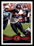 2012 Topps #360  Arian Foster  Front Thumbnail