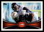 2012 Topps #381  Champ Bailey  Front Thumbnail