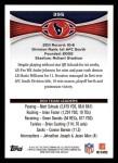 2012 Topps #395   -  Arian Foster Houston Texans Back Thumbnail