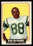 1964 Topps #118  Bob McAdam  Front Thumbnail