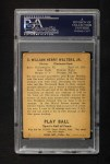 1941 Play Ball #3  Bucky Walters  Back Thumbnail