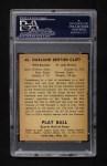 1941 Play Ball #66  Harland Clift  Back Thumbnail