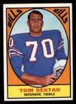 1967 Topps #27  Tom Sestak  Front Thumbnail
