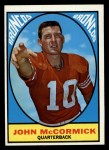 1967 Topps #31  John McCormick  Front Thumbnail