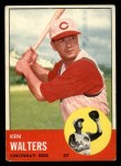 1963 Topps #534  Ken Walters  Front Thumbnail