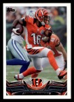 2013 Topps #22  Andrew Hawkins  Front Thumbnail