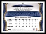 2013 Topps #27  T.J. McDonald   Back Thumbnail