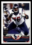 2013 Topps #28  Duane Brown  Front Thumbnail