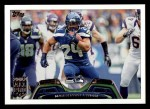 2013 Topps #30  Marshawn Lynch  Front Thumbnail