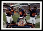 2013 Topps #36   Chicago Bears Team Front Thumbnail