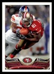 2013 Topps #40  Anquan Boldin  Front Thumbnail