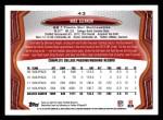 2013 Topps #43  Mike Glennon   Back Thumbnail