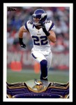 2013 Topps #47  Harrison Smith  Front Thumbnail