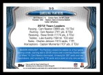 2013 Topps #55   Carolina Panthers Team Back Thumbnail