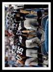 2013 Topps #55   Carolina Panthers Team Front Thumbnail