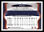 2013 Topps #61  Montee Ball   Back Thumbnail