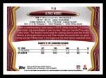 2013 Topps #70  Alfred Morris  Back Thumbnail