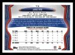 2013 Topps #72  Jairus Byrd  Back Thumbnail
