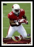 2013 Topps #74  Stepfan Taylor   Front Thumbnail