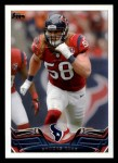 2013 Topps #79  Brooks Reed  Front Thumbnail