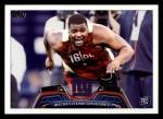 2013 Topps #96  Johnathan Hankins   Front Thumbnail