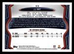 2013 Topps #99  J.J. Watt  Back Thumbnail