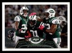 2013 Topps #106   New York Jets Team Front Thumbnail