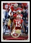 2013 Topps #119   San Francisco 49ers Team Front Thumbnail
