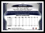 2013 Topps #127  Anthony Spencer  Back Thumbnail