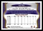2013 Topps #128  Haloti Ngata  Back Thumbnail