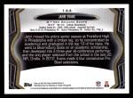 2013 Topps #144  Jahri Evans  Back Thumbnail