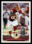 2013 Topps #163  Fred Davis  Front Thumbnail
