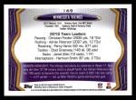 2013 Topps #169   Minnesota Vikings Team Back Thumbnail
