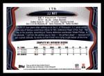 2013 Topps #175  J.J. Watt  Back Thumbnail