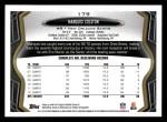 2013 Topps #179  Marques Colston  Back Thumbnail