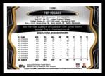 2013 Topps #180  Troy Polamalu  Back Thumbnail