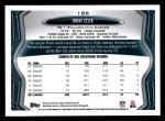 2013 Topps #186  Brent Celek  Back Thumbnail