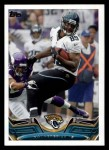 2013 Topps #193  Marcedes Lewis  Front Thumbnail