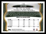 2013 Topps #195  Jordy Nelson  Back Thumbnail