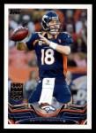 2013 Topps #200  Peyton Manning  Front Thumbnail