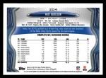 2013 Topps #204  Nate Burleson  Back Thumbnail