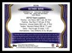 2013 Topps #206   Baltimore Ravens Back Thumbnail