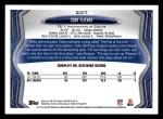 2013 Topps #207  Coby Fleener  Back Thumbnail